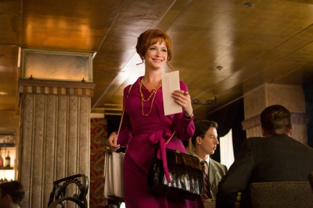 Joan Holloway Mad Men Fashion