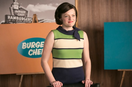 Mad Men - Peggy Olson Fashion