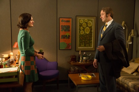 Peggy Olson - Mad Men Fashion